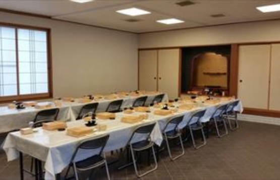 会食室の写真