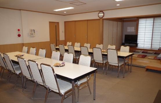 会食場の写真