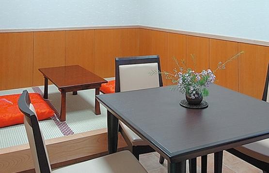 むさしの斎場 1階和室の写真