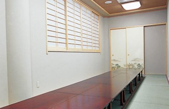 第二斎場 一階和室の写真